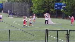 Christina Benson Highlights - National Premier Youth Girls Lacrosse League 5-10-2015