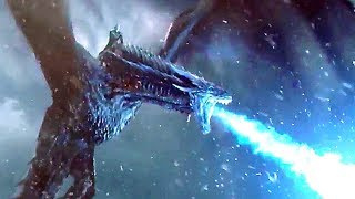 Top 10 Dragon Scenes from Game of Thrones
