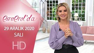 Esra Erol'da 29 Aralık 2020   Salı