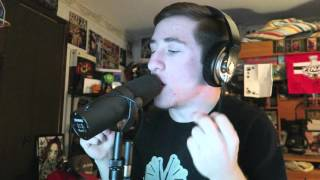 Marilyn Manson- Third Day of a Seven Day Binge (Vocal Cover) | @mikeisbliss