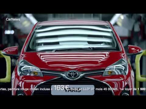 Pub Toyota Yaris CarNews