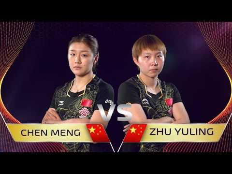 2017 ITTF Grand Finals I Women's Singles Preview