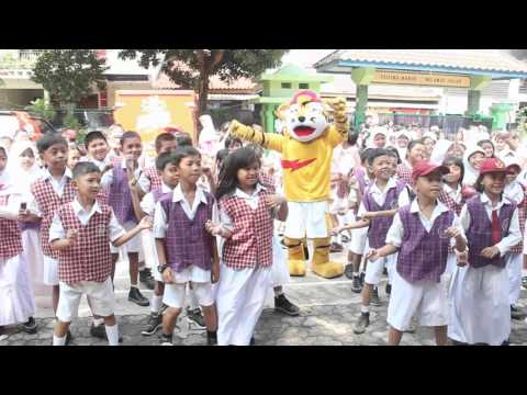 Milkuat Dance Competition SDN Sukatani 04