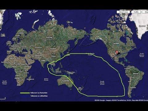 Diramalkan, Pulau jawa akan tenggelam pada tahun 2020, Begini penjelasanya !!!