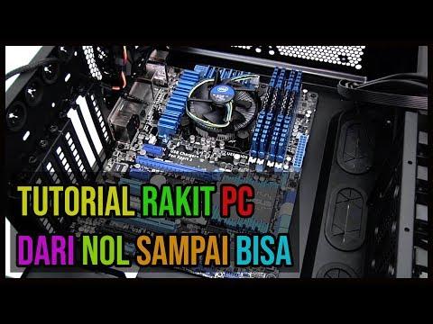 TUTORIAL RAKIT PC  INTEL  | MUDAH DAN JELAS  |  UNTUK PEMULA DARI NOL SAMPAI BISA