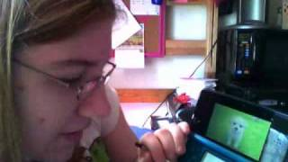 NINTENDOGS + CATS FOR THE 3DS (Golden Retriever and Friends)