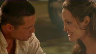 Angelina jolie  all hot and kissing scenes 2018