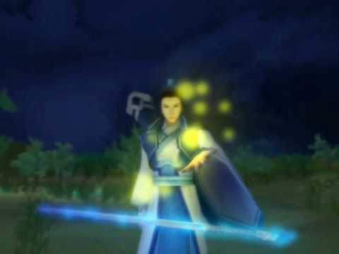 仙剑4之御剑杀敌