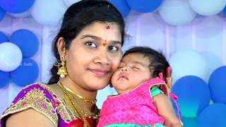 Vedanshi Cradle Ceremony | Awesome Cradle Ceremony Teaser | SUBHASH STUDIO| 9248099111