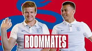 Friend Quiz - Eric Dier v Dele Alli | Roommates