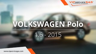 ГБО на Volkswagen Polo 1.6 - ГБО Landi Renzo. Газ на Фольксваген Поло 1.6 (ГБО Италия)