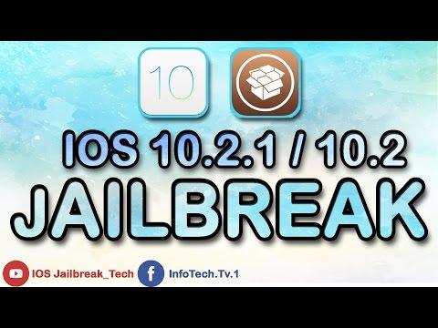 How To Jailbreak IOS 10.2.1/10.2 & Install Cydia