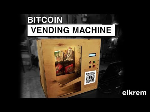 Bitcoin Candy Vending Machine With Arduino And Koyn Library