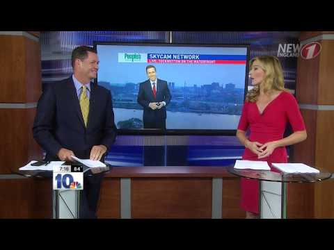 WJAR Welcomes Emily Volz to NBC 10 News in Providence - HD
