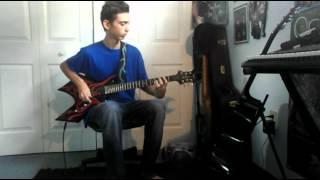 Rush - Wish Them Well Guitar Cover