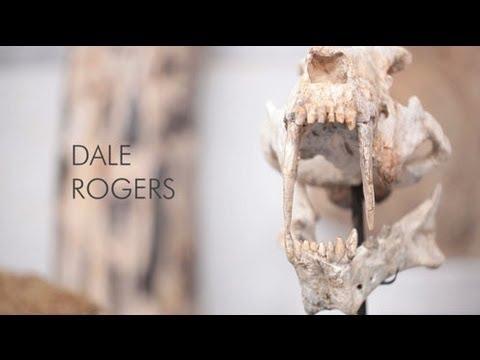 Fossil Hunter Dale Rogers, Love Art London