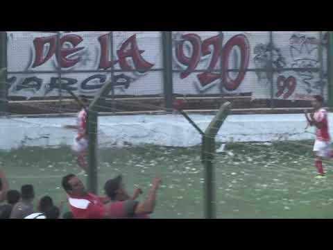 Villa Cubas 1 - San Lorenzo 0: gol de Walter Bazán