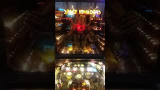 Space Invaders - Pinball (Silverball Museum) - 611,450