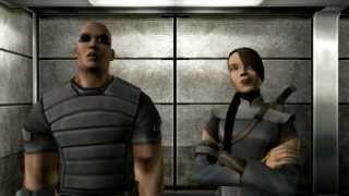 Timesplitters: Future Perfect (PS2) walkthrough - Breaking and Entering