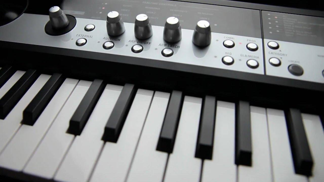 korg microstation music workstation youtube