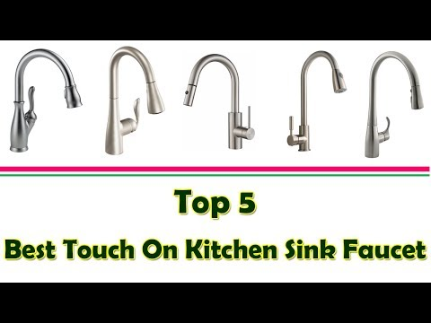 top-5-best-touch-on-kitchen-sink-faucet