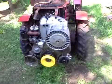 Tz4k14 pierwsze odpalenie po kapitalnym youtube for Electric motor repair reno nv