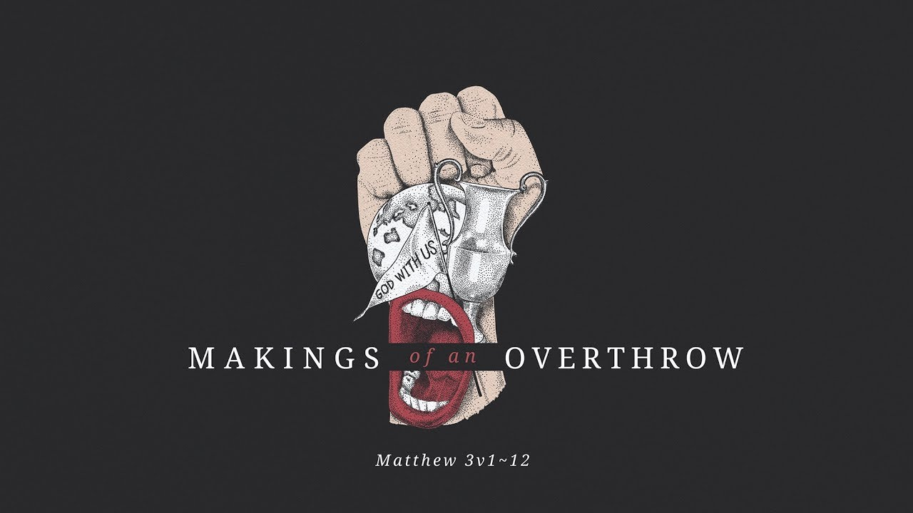 Makings Of An Overthrow Pt1 | Breaking the Silence Cover Image