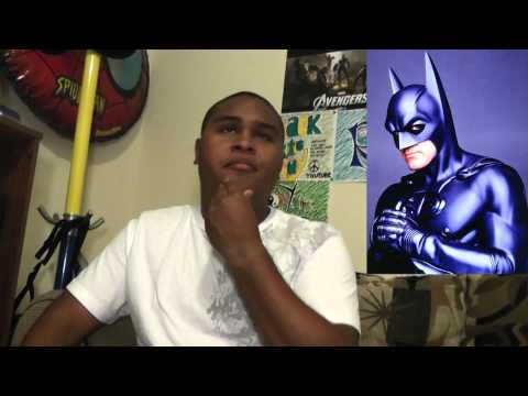 Batman and Robin Movie Review/Rant