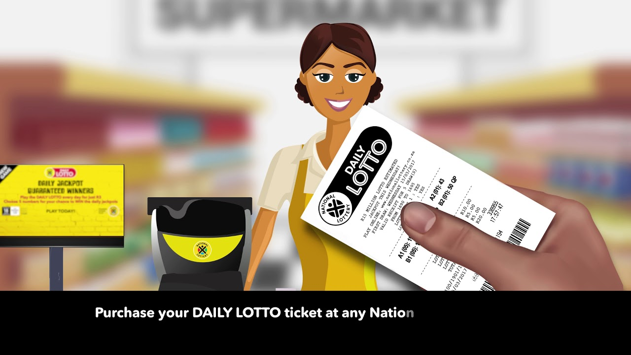 Ithuba National Lottery | How to play Daily Lotto