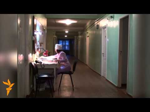 Health Services Struggle To Cope In War-Torn Ukraine
