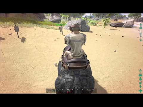 ARK: Survival Evolved - Taming The Phiomia