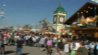 The Oktoberfest - Munich,germany