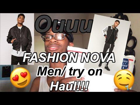FASHION NOVA MEN REVIEW/ TRY ON HAUL