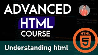 1- HTML 5 Advanced HTML tutorial in Hindi