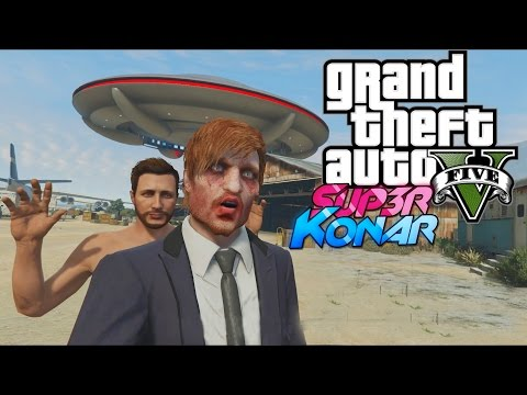 GTA 5 online next gen - Best of funny moments #27 (Suppositoire, Ovni, mods)