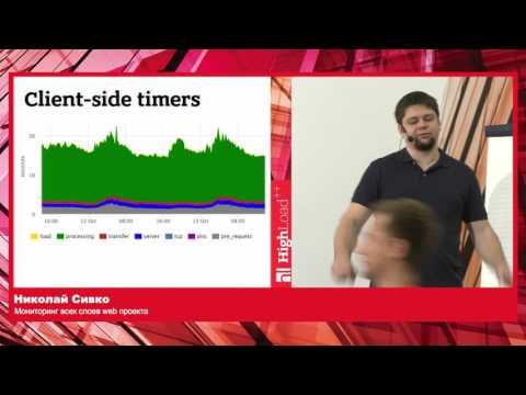 Мониторинг всех слоев Web-проекта / Николай Сивко (hh.ru)