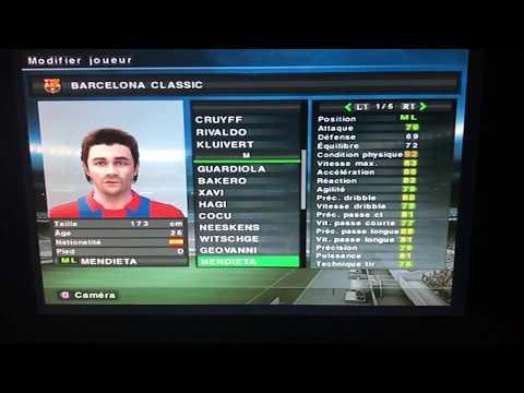 FC Barcelona Classic sur PES