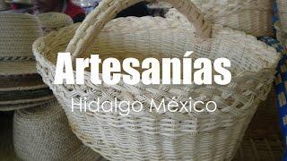 Artesanias Hidalguenses Expo-Hñähñu por Hidalgo Tierra Mágica