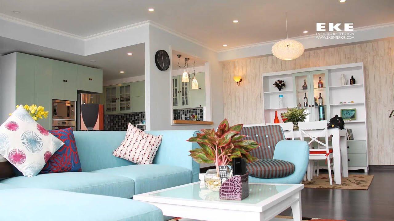 Hoàn thiện nội thất căn hộ chung cư Grand View – EKE