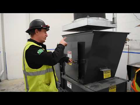 KPAC / KP-03 Apartment Compactor Overview
