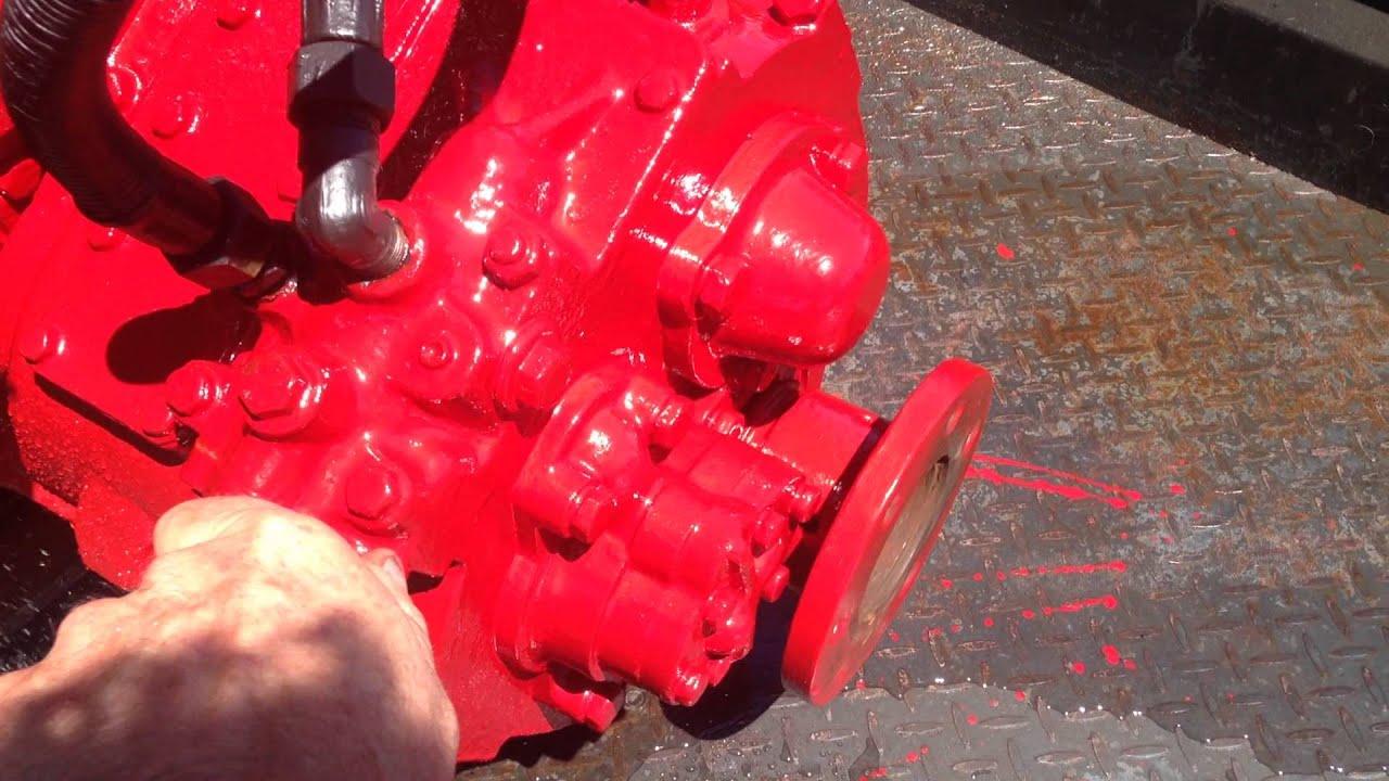 Ford 2725e 1987 Marine Diesel Rebuilt Engine