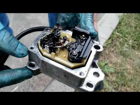 M51   чистка МУКТ, настройка зажигания, цикловой подачи и проверка турбины