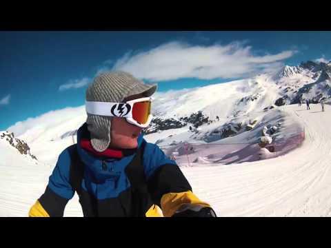 Путешествие на горнолыжный курорт Андорры.