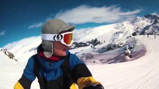 Смотреть видео Горнолыжные курорты Андорры