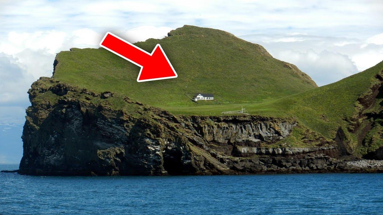 المنزل الأكثر إنعزالاً في العالم الجميع يحلم بالعيش فيه...  - نشر قبل 2 ساعة