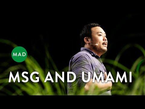 David Chang at MAD2: MSG and Umami
