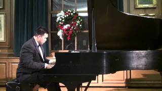 Prelude Op.25 in G Minor by Rachmaninoff at the Kosciusko Foundation