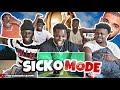 Travis Scott - SICKO MODE ft. Drake - OFFICIAL MUSIC VIDEO REACTION