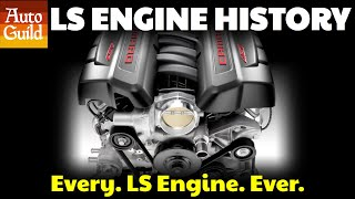 Ultimate LS Engine Overview
