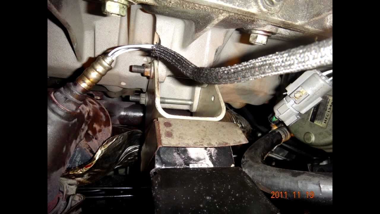 Installing Woodhouse Engine Mounts On A Dodge Viper